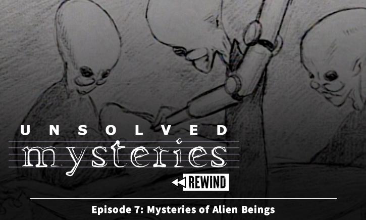 Episode 7: Mysteries of Alien Beings
