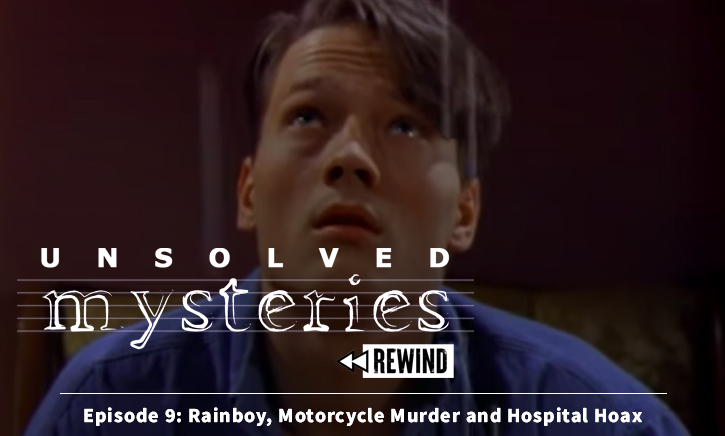 Episode 9: Rainboy, Motorcycle Murder and Hospital Hoax