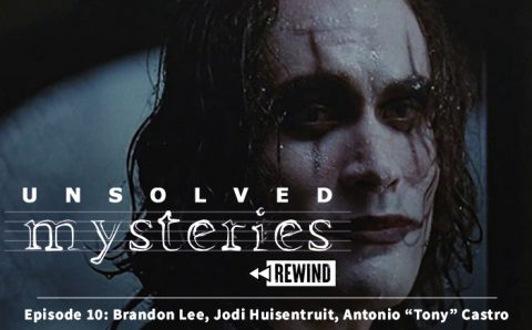 "Episode 10: Brandon Lee, Jodi Huisentruit, Antonio ""Tony"" Castro"